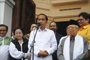 Ông Joko Widodo cam kết sẽ trở thành tổng thống của tất cả người dân Indonesia