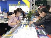 Giá vàng trong nước giữ mức trên 39 triệu đồng/lượng