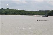 Lật xuồng trên sông Đồng Nai, một người mất tích