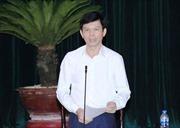 Ông Lê Anh Tuấn giữ chức vụ Thứ trưởng Bộ Giao thông Vận tải