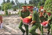 Hồi hương 446 hài cốt liệt sỹ hy sinh tại Campuchia