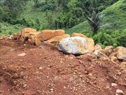Làm rõ việc khai thác đá trái phép tại khu đất rừng do Trung đoàn 726 quản lý
