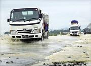 Hàng nghìn người phải sơ tán do lũ lụt hoành hành tại Myanmar