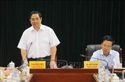Đoàn Tiểu ban Văn kiện Đại hội XIII của Đảng làm việc với Ban Tuyên giáo Trung ương