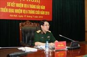 Ban Chỉ đạo 35 Quân ủy Trung ương triển khai nhiệm vụ 6 tháng cuối năm