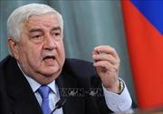 Syria kêu gọi mở rộng quan hệ với Iran