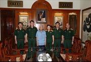 Đại tướng Lương Cường thăm các đồng chí nguyên lãnh đạo Đảng, Nhà nước