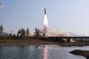 Vụ Triều Tiên phóng 2 tên lửa tầm ngắn: Hàn Quốc kêu gọi ngừng các hành động tổn hại