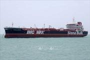 Iran khẳng định bắt giữ tàu chở dầu của Anh là 'hợp pháp'