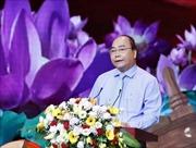 Thủ tướng dự Chương trình giao lưu điển hình toàn quốc trong học tập, làm theo Bác