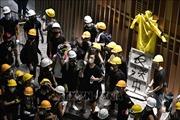 Người dân Hong Kong (Trung Quốc) phát động chiến dịch chấm dứt gây rối