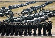 Nga tập trận quy mô lớn với 8.200 binh sĩ ở Quân khu miền Nam
