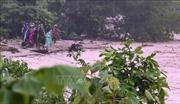 Nguy cơ lũ quét, sạt lở đất tạicác tỉnh miền núi phía Bắc, Thanh Hóa và Nghệ An