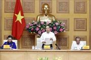 Thủ tướng Nguyễn Xuân Phúc chủ trì phiên họp Tiểu ban Kinh tế - Xã hội