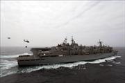 Hải quân Israel, Mỹ tập trận tại vùng Vịnh