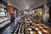Xã Bát Tràng là điểm du lịch làng nghề của Thủ đô