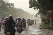 Chất lượng không khí Hà Nội đang ở mức kém, chủ yếu là ô nhiễm bụi