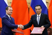 Nga đánh giá cao các cơ chế hợp tác liên chính phủ với Trung Quốc