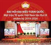 Đại hội đại biểu toàn quốc Mặt trận Tổ quốc Việt Nam lần thứ IX thành công tốt đẹp