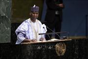 Chuyển giao chiếc búa quyền lực Chủ tịch Đại Hội đồng Liên hợp quốc