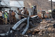 Phiến quân Houthi ở Yemen thông báo kế hoạch ngừng tấn công Saudi Arabia