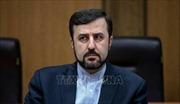 Iran chỉ trích Mỹ và Israel gây sức ép 'thái quá' đối với chương trình hạt nhân