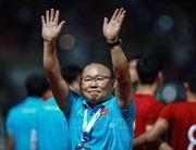 HLV Park Hang-seo hài lòng với kết quả trận đấu của đội tuyển Việt Nam