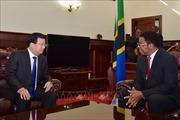 Quan hệ Tanzania - Việt Nam với nhiều bước đột phá