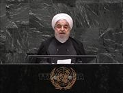 Tổng thốngMỹ và Iran đưa ra tuyên bố trái ngược về lệnh cấm vận