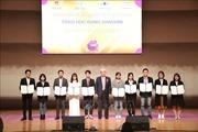 Tưng bừng Ngày hội Sinh viên Việt Nam tại Hàn Quốc lần thứ 15