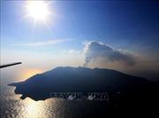 Nhật Bản nâng cảnh báo nguy cơ núi lửa Shindake hoạt động mạnh