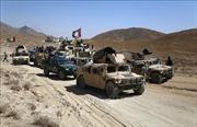 Afghanistan tiêu diệt một thủ lĩnh chủ chốt của Taliban ở miền Bắc