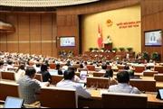 Hôm nay 30/10, Quốc hội thảo luận về kinh tế - xã hội