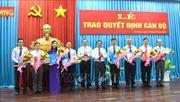 Điều chuyển công tác Giám đốc Sở Tài nguyên và Môi trường tỉnh An Giang