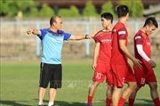 HLV Park Hang Seo tin tưởng giành chiến thắng trước Indonesia