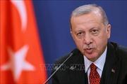 Tổng thống Thổ Nhĩ Kỳ tuyên bố sẽ có những bước đi 'cần thiết'ở Syria