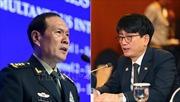 Bộ trưởng Quốc phòng Trung Quốc gặp giới chức quốc phòng hai miền Triều Tiên