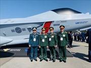 Bộ Quốc phòng Việt Nam tham quan Triển lãm Hàng không vũ trụ và quốc phòng Seoul 2019