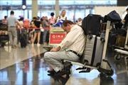 Nhiều hãng hàng không châu Á cắt giảm chuyến bay đến Hong Kong