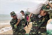 Bình Định sơ tán gần 10.000 dân ứng phó với bão số 6