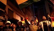 Người biểu tình Bolivia chiếm đài phát thanh và truyền hình nhà nước