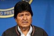Biểu tình quy mô lớn yêu cầu phục chức cho cựu Tổng thống Bolivia E.Morales