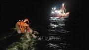 Nhiều ngư dân và tàu cá bị sự cố trên biển được cứu nạn an toàn