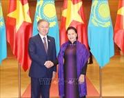 Chủ tịch Hạ viện Cộng hòa Kazakhstan kết thúc chuyến thăm chính thức Việt Nam