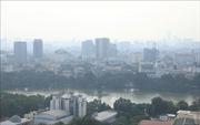 Chỉ số ô nhiễm không khí tại Hà Nội lại tăng cao