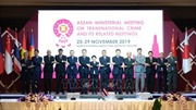 Hội nghị Bộ trưởng các nước ASEAN+3 về phòng, chống tội phạm xuyên quốc gia