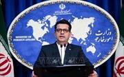 Iran chỉ trích liên minh hải quân do Mỹ dẫn đầu ở vùng Vịnh