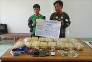 Triệt phá đường dây buôn ma túy số lượng lớn từ Tam giác vàng về Việt Nam