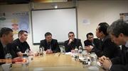 Vụ 39 thi thể trong xe tải: Thứ trưởng Ngoại giao Tô Anh Dũng làm việc tại Anh