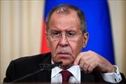 Nga chỉ trích cách tiếp cận của Mỹ trong nỗ lực phi hạt nhân hóa Triều Tiên